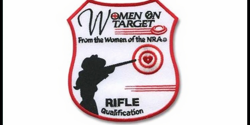 Women on Target Rifle Event