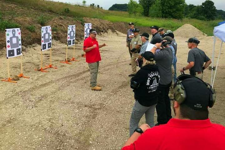 USCCA Defensive Shooting Fundamentals In