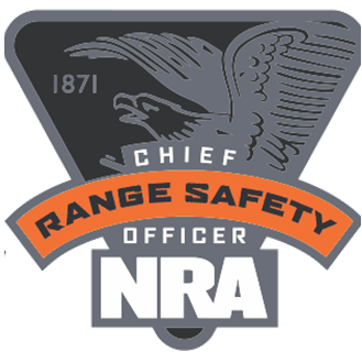 NRA Cheif Range Safety Officer