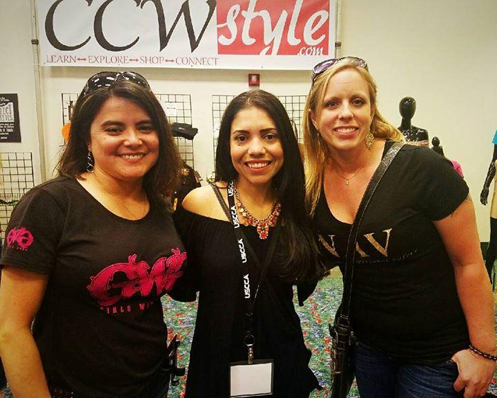 USCCA Expo w/ Gabby Franco