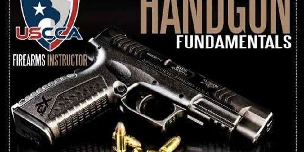 USCCA Basic Handgun Course