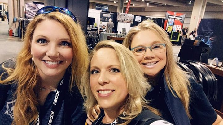 Beth, Susan & Donna- USCCA Expo '19