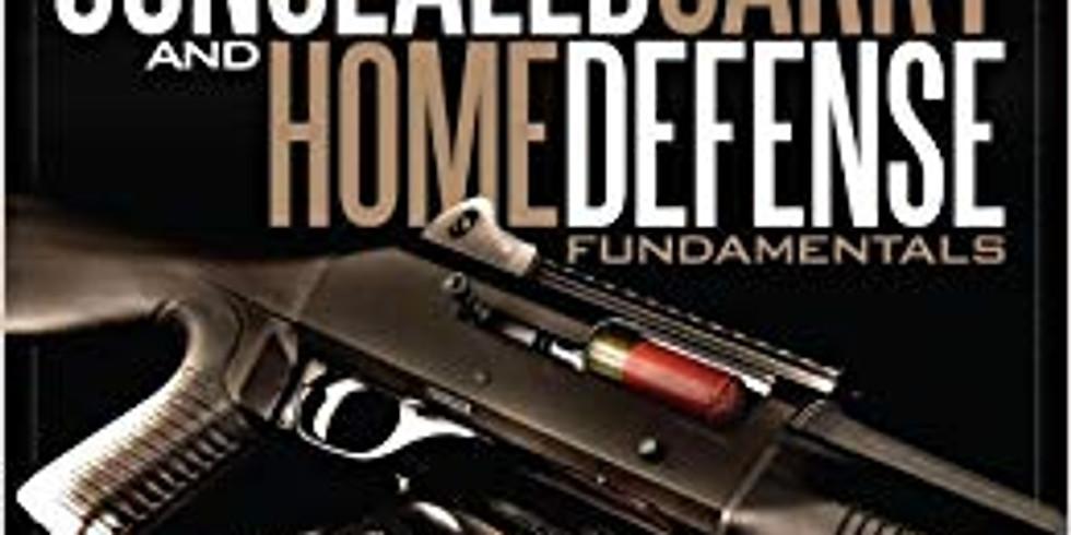 KS & MO Concealed Carry & Home Defense Fundamentals