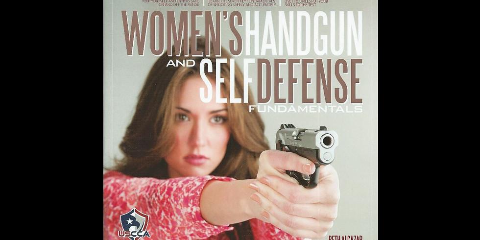 Ladies Introduction to Handguns