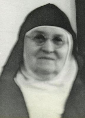 Photograph of Little Mother of Saint John of the Cross