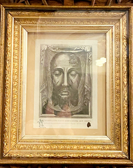 Holy Face in Public Chapel