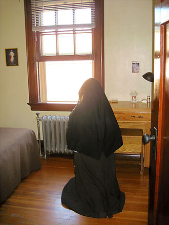Mental Prayer in Cell