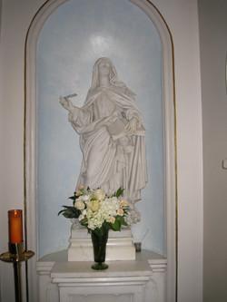 Holy Mother Saint Teresa