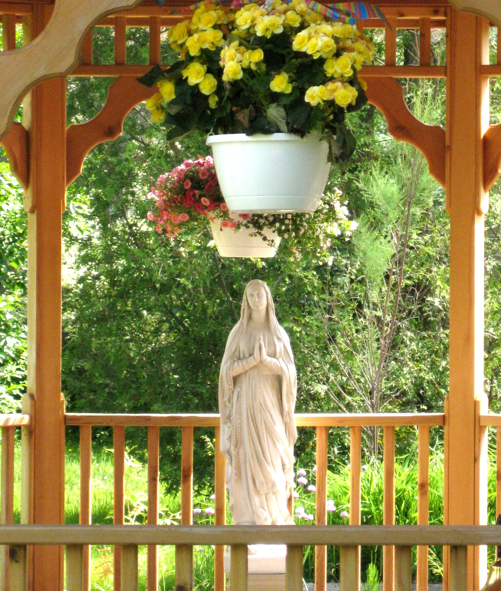 Our Lady of Lourdes in Gazebo