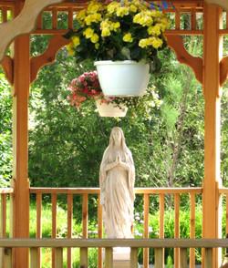Our Lady of Lourdes in Gazebo