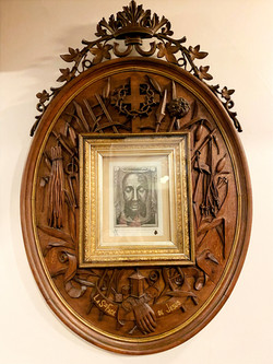 Holy Face in public Chapel