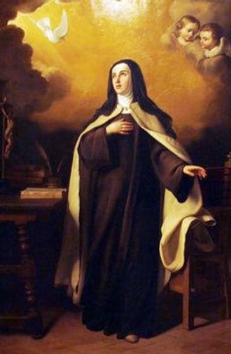 Holy Mother Saint Teresa of Jesus