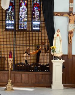 Extraordinary Form Holy Mass