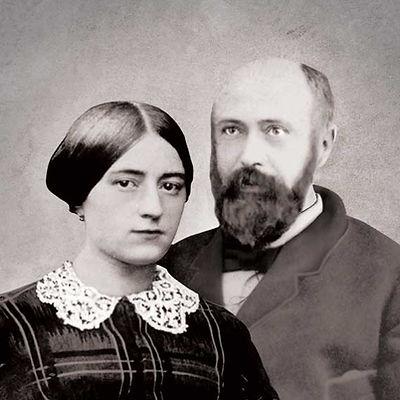 Louis and Zélie Martin