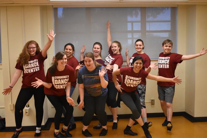 Community Dance Center Class