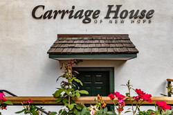 The Carriage House - Exterior and Patio-