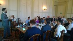 UK Trade Mission delegates