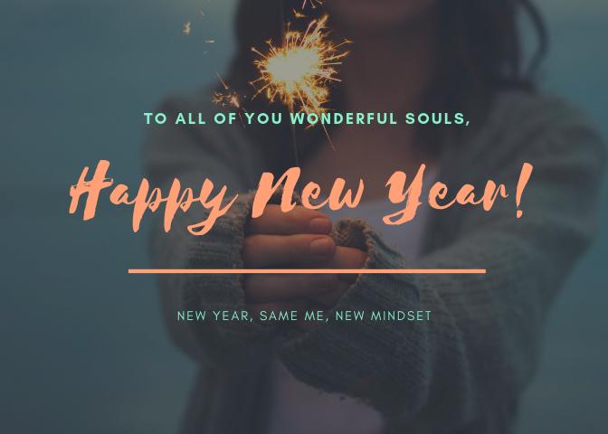 New Year, Same Me, New Mindset