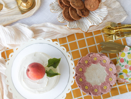 Planning a Late Summer Dessert & Bubbly Party