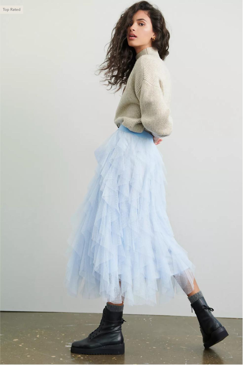 https://www.anthropologie.com/shop/tesia-ruffled-tulle-midi-skirt?color=045&size=XL&inventoryCountry=US&countryCode=US&gclid=CjwKCAiAtK79BRAIEiwA4OskBtKNj-V1lOLLUd04XzZNTswY5Py_ZZaq_ttOpAU5sFM8O43NHzWRHBoCgwYQAvD_BwE&gclsrc=aw.ds&type=STANDARD&quantity=1