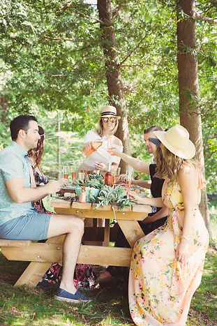 BOHEMIAN FOREST DINNERS