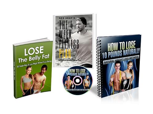 Functional Fitness' 4 Week Plan