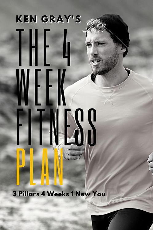 4 Week Fitness Plan
