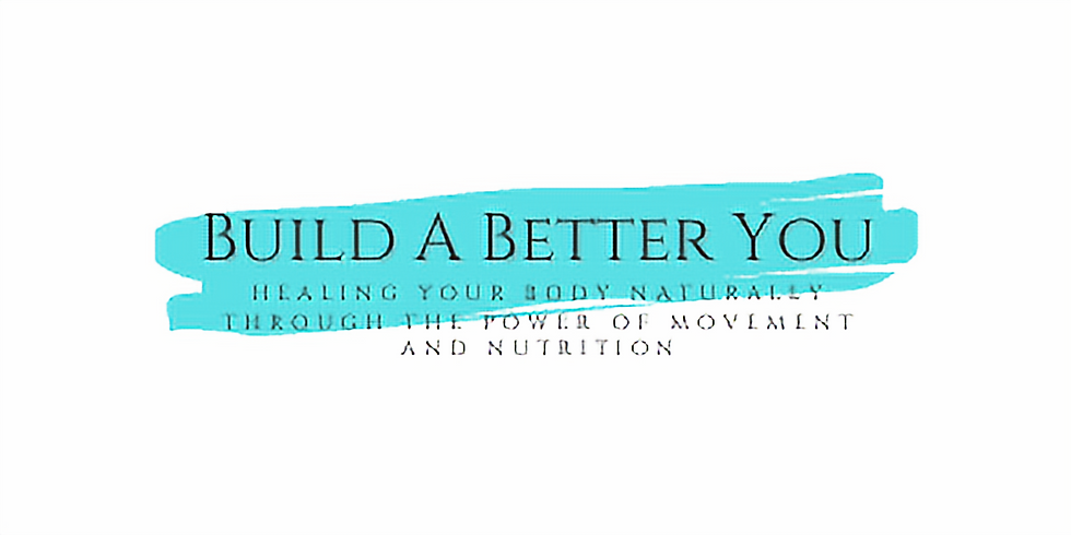 Build A Better You Summit