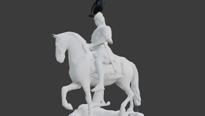 """La Statua Indecisa"""