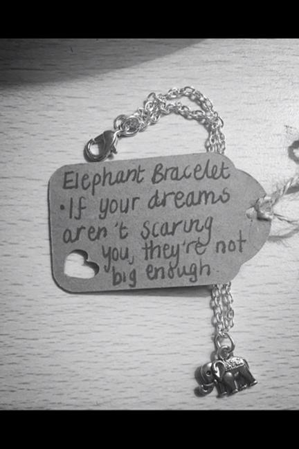 Journey Bracelet (Elephant)