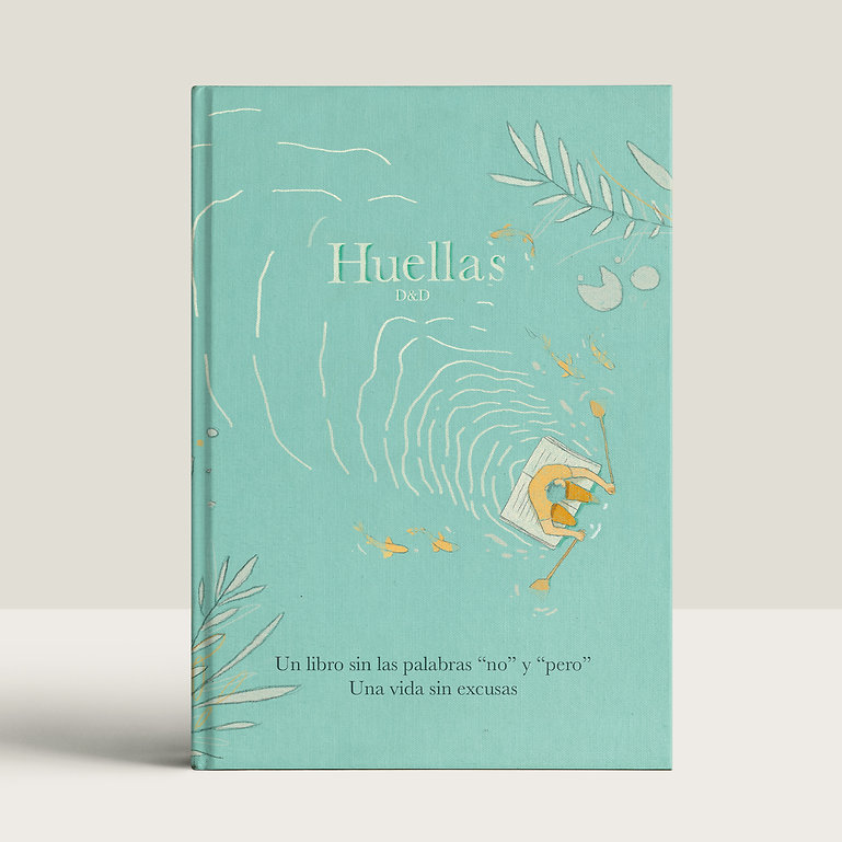 Book Cover Illustrated Mockup by Petunia