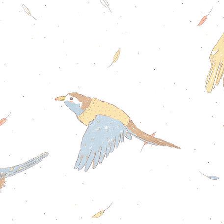 Bird Illustration by Petunia 3