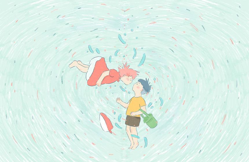 yosoypetunia_Ponyo_petunia–ilustracion