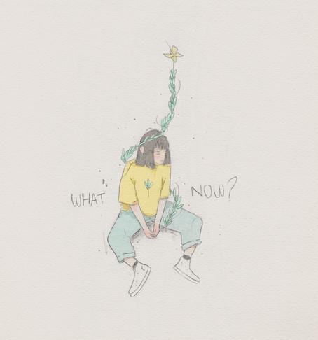 ¿Ahora qué?