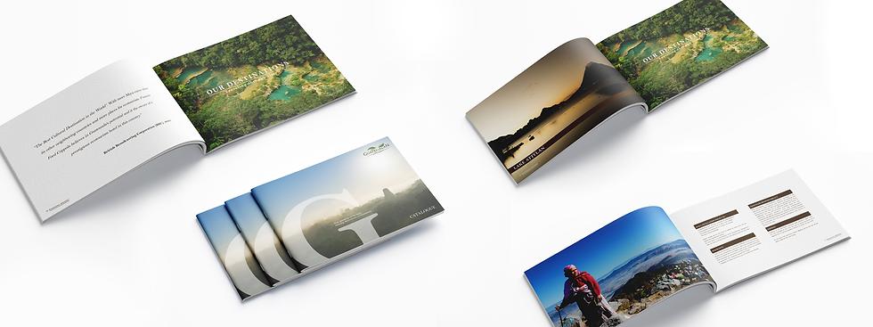GuatemalanAdventure Catalogue Design