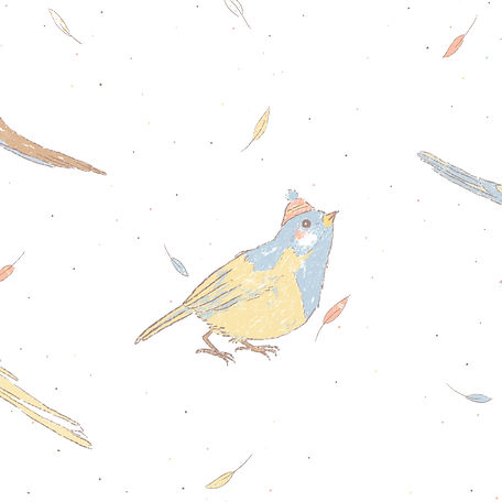 Bird Illustration by Petunia 4