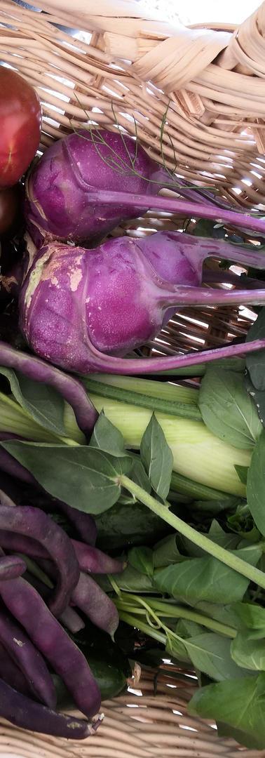 Gemüsekistchen