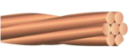#6 x 7AWG Copper Grounding Wire