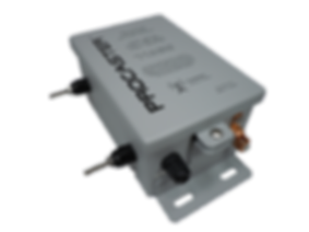 Procaster AM Transmitter with Cover on