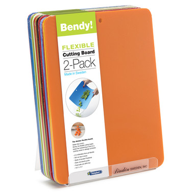 Bendy! Large 2-Pack SAME Color Display