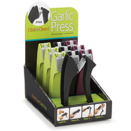 Jonas™ Click & Clean Garlic Press