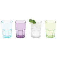 Small Stackable Tumblers