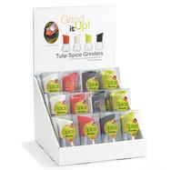 Lily™ Spice Grinder Display