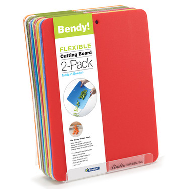 Bendy! Large 2-Pack COMBO Color Display