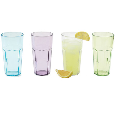 Large Stackable Tumblers