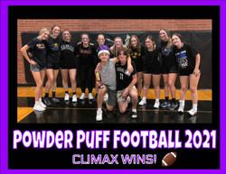Powder Puff FB Poster