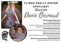 Danie Bernard Senior Spotlight