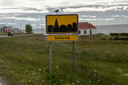 placa indicando início da cidade