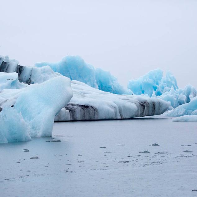 Jökulsárlón Glacier