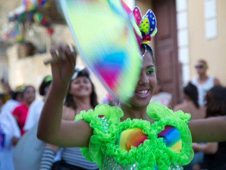 O delicioso frevo do Carnaval de Olinda